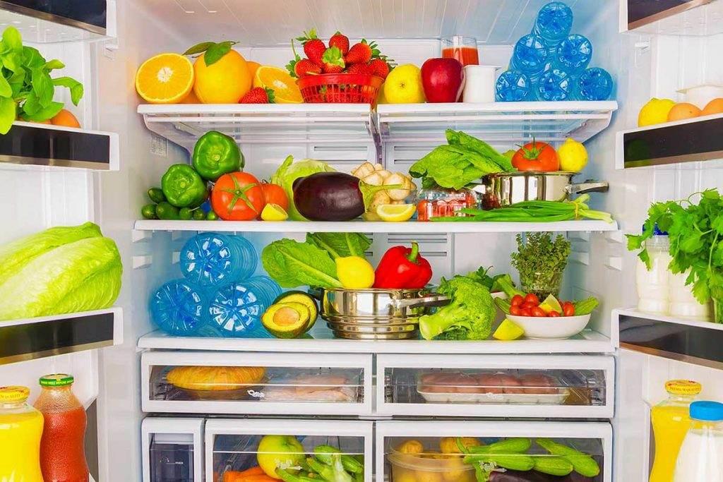 Besinleri Doğru Saklama