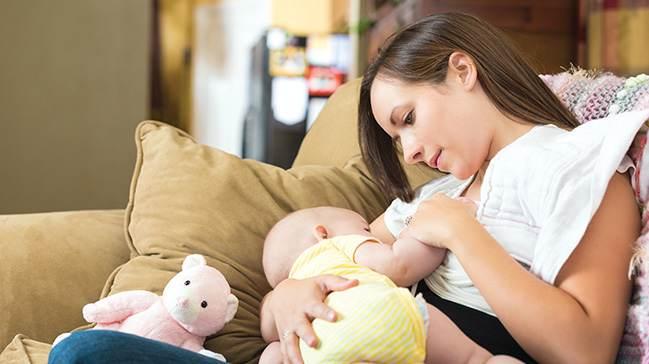 En İyi Bebek Besini İlk 6 Ay Sadece Anne Sütü