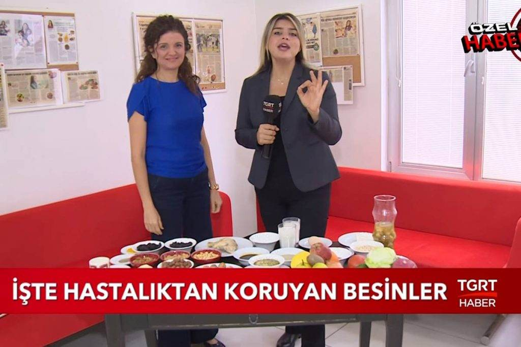TGRT Haber, Nil Şahin Gürhan