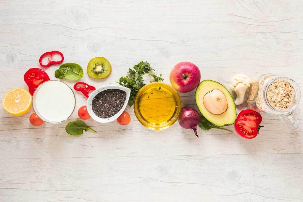 Form Tutmak için Sağlıklı Beslenme