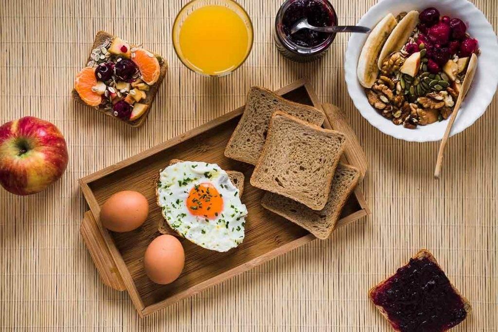 Kış Mevsimine Özel Diyet Kahvaltı