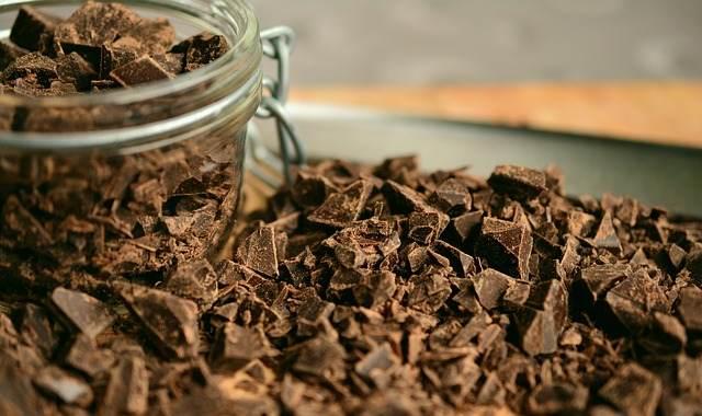 Her Gün Bir Parça Çikolata