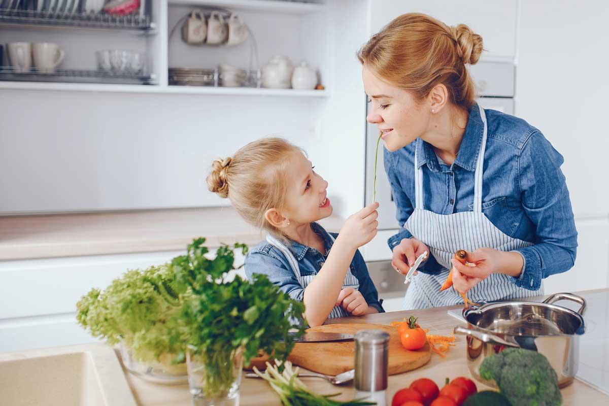 Bahar Aylarında Çocuklar Hastalıklara Karşı Nasıl Beslenmeli?
