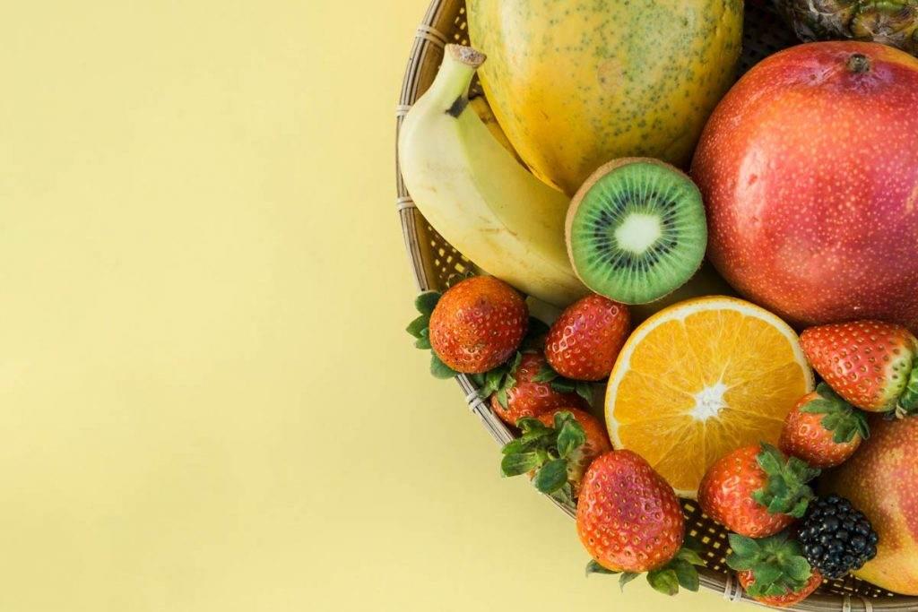 Meyvelerin Kalorisi ve Faydaları