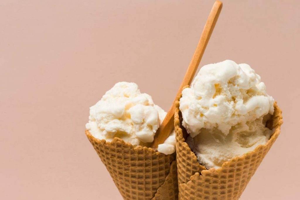 Nil'in Mutfağından Muzlu Kefirli Dondurma Tarifi