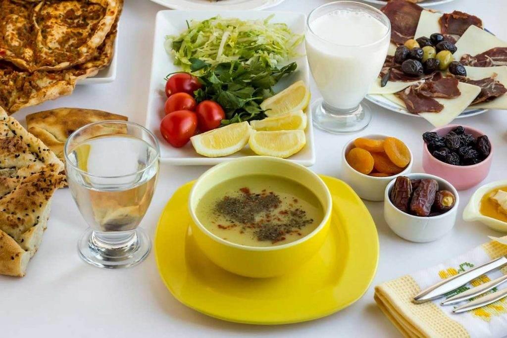 Diyetisyen Nil Şahin Gürhan'dan Ramazan Önerileri