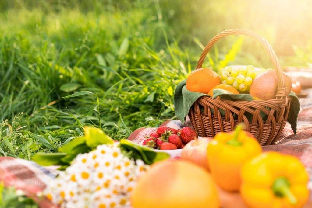 Aşırı Sıcaklarda Sağlıklı Beslenme