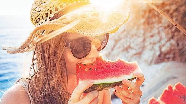 Tatilde Sağlıklı Beslenin Kilo Almayın