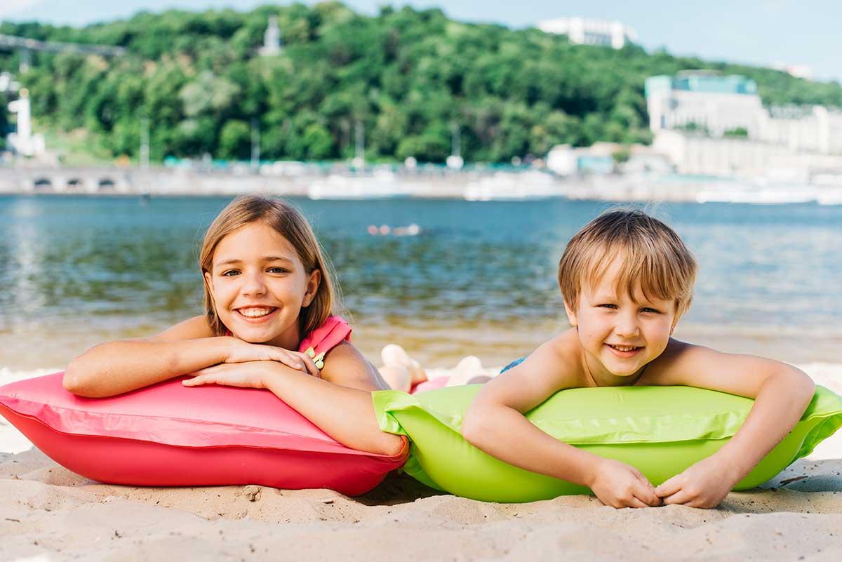 Yaz Tatilinde Çocuklar Nasıl Beslensin?