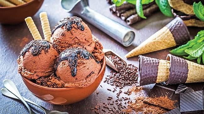 Yazın En Sağlıklı Tatlısı: Dondurma
