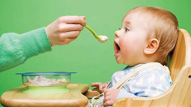 Bebeğinizi sağlıklı besleyin
