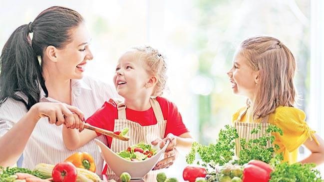 Çocuklarımızı Sağlıklı Besleyelim